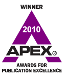 2010 Apex Award Winner