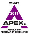 2011 Apex Award Winner
